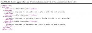 blog_phpsysinfo_xml_fehlermeldung